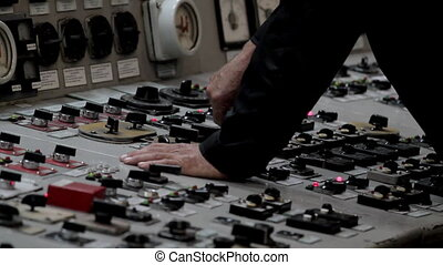 industry control - control panel