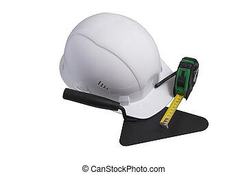 industry., ensemble construction, fonctionnement