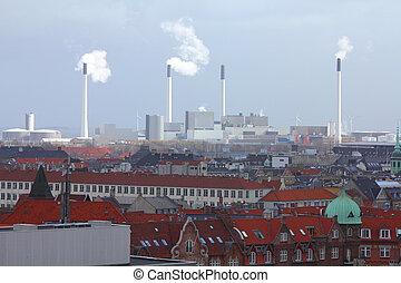 Industry in Denmark