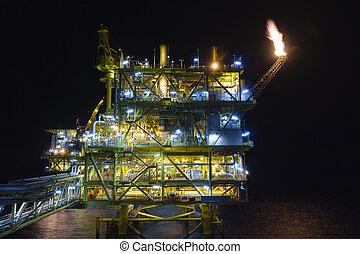 industry., nafta, gaz