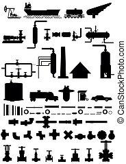 industry., refinação
