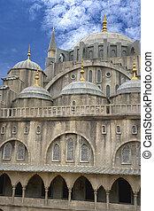 indyk, suleyman, meczet
