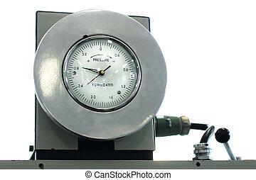 indykator, od, ciśnienie