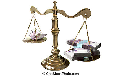 Inequality Scales Of Justice Income Gap Europe - An old ...