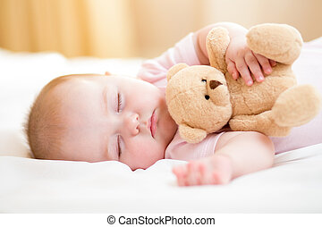 infant baby sleeping