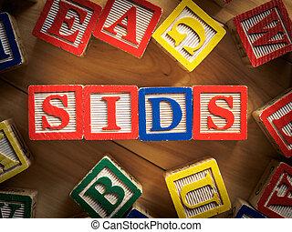 infante, muerte, síndrome, sids, -, repentino