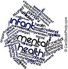 infante, salud, mental