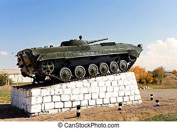 infanteri, bekämpa fordon