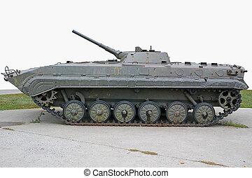 infanteri, fordon, stridande
