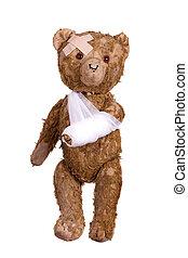 infectado, teddybear