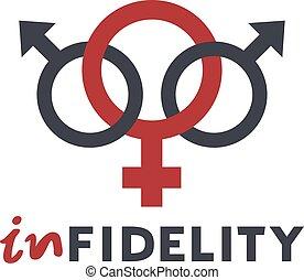 infidelity genre symbol