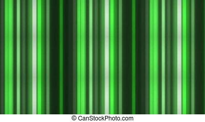 infini, vidéo, résumé, raies, zoom, vert