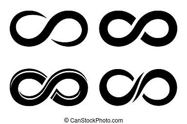 infinidade, ícones