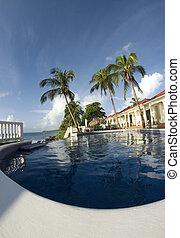 infinidade, nicarágua, piscina, natação