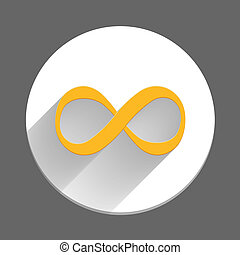 infinità, simbolo, icona
