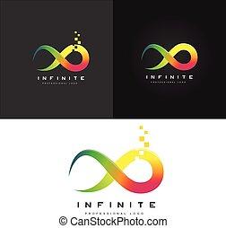 Infinite Logo Vector