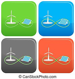 Infinite Renewable Energy