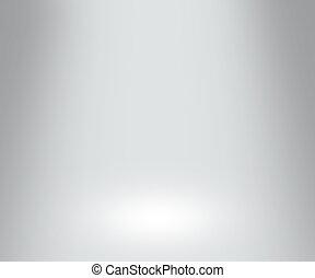 Infinite White Room Spotlight
