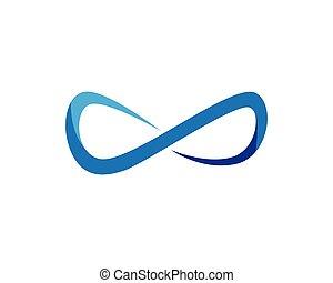 Infinity Design Logo template