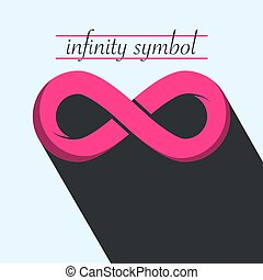 Infinity Icon. Vector Endless Symbol.