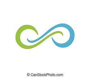 Infinity logo template - Infinity Design Infinity logo...