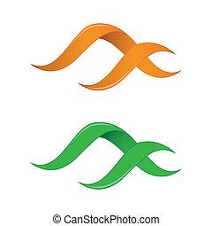 Infinity logo templates