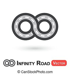 Infinity Road  ( infinite travel )