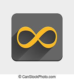 Infinity Symbol Icon