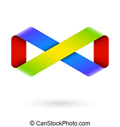 Infinity symbol illustration