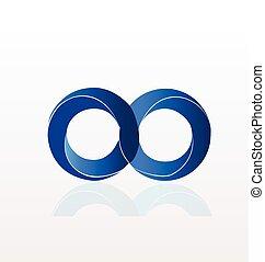 Infinity Symbol logo