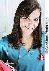 infirmière, diagrammes