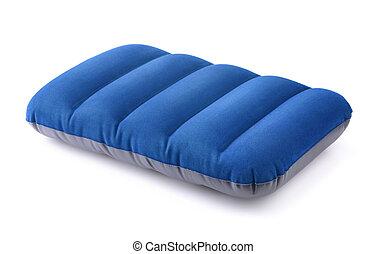 inflável, travesseiro