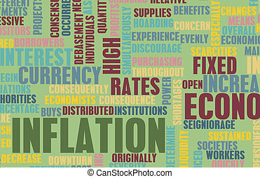 Inflation as an Economic Problem for a Government