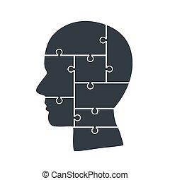 info, anføreren, tegn, opgave, konstruktion, skabelon, element.