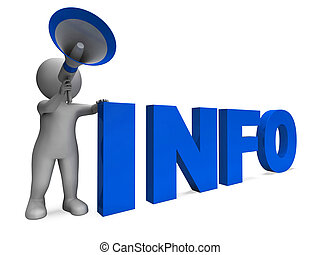 Info Announcement Showing Information Inform And Faq