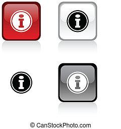 Info button.