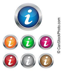 Info buttons