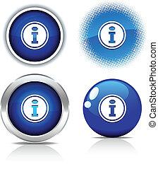 Info buttons.