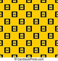 Info folder pattern