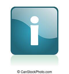 info glosssy icon
