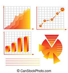 info graphic elements