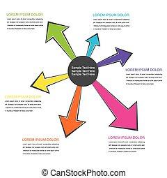 info-graphics, ビジネス, デザイン