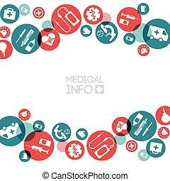 info, licht, medisch, mal