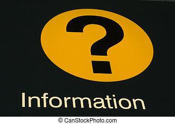 info, luchthaven, meldingsbord