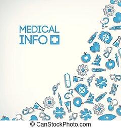 info, medisch, mal