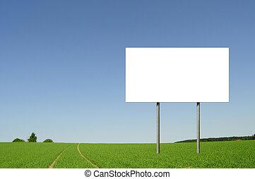 Info sign