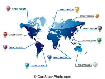 World map info graphics map world global earth national vectors info world map gumiabroncs Images