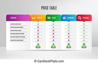 Infochart, Safe time and Quick tips icons set. Time management sign. Stock exchange, Hold clock, Tutorials. Vector