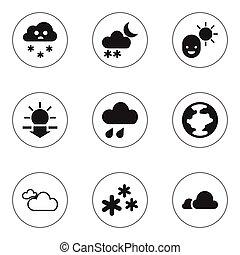 infographic, γίνομαι , θέτω , ουρανόs , κινητός , icons., μπορώ , κατακλύζω , editable, συννεφιασμένος , μεταχειρισμένος , περιέχω , σύμβολο , καιρόs , ui , ιστός , 9 , τέτοιος , more., αρσενικό , design.