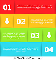 infographic, דפוסית, ל, שלך, עצב